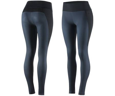 Horze Beth Ladies' Compression Silicone Full Seat Tights