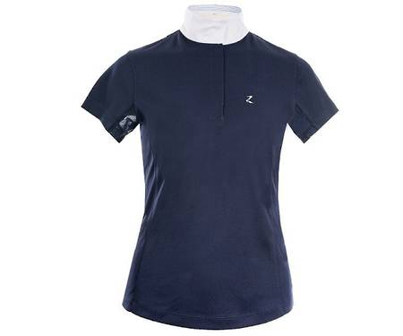 Horze Blaire Ladies' Short-Sleeved Show Shirt