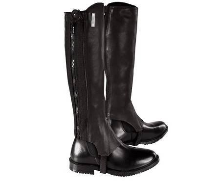 Horze Franci Soft Leather Chaps