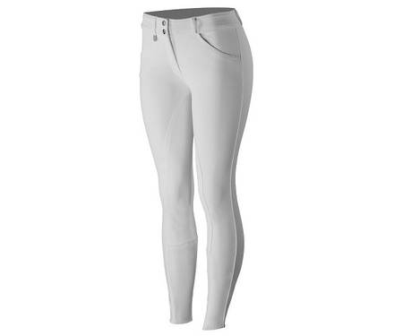 Horze Grand Prix Ladies Leather Full Seat Breeches