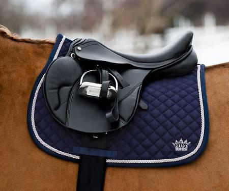 Horze Silver-Cord All Purpose Saddle Pad