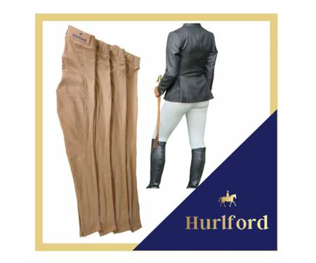 Hurlford Elite Competition Tights - Childs