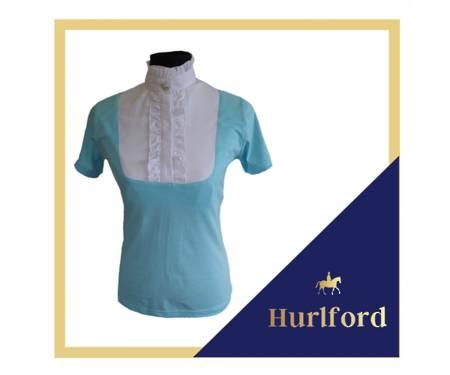 Hurlford Elite Ruffle Shirt - Adults