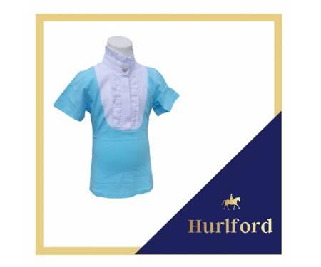 Hurlford Elite Ruffle Shirt - Childs