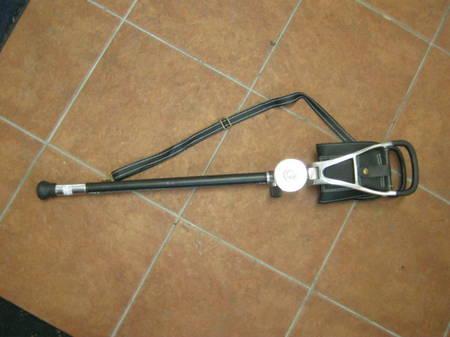 Shooting Stick-Walking Seat