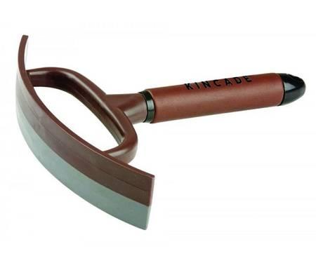 Kincade Leather Embossed Sweat Scraper
