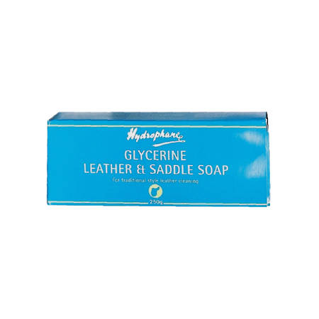 Hydrophane Saddle Soap Glycerine-WB