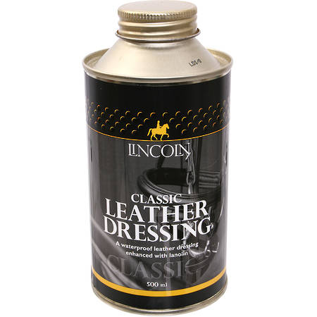 Lincoln Leather Dressing