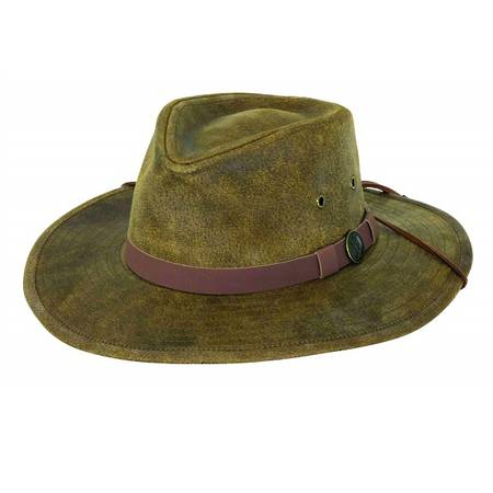 Outback Leather Kodiak Hat - 1356