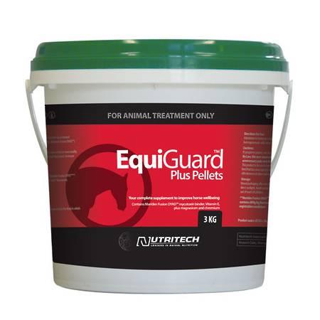 Nutritech EquiGuard Plus Pellets