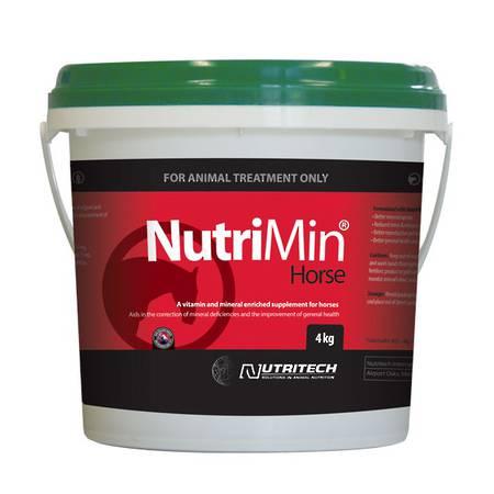 Nutritech NutriMin Horse