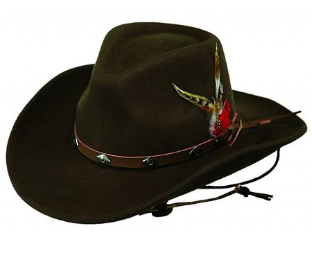 Outback Wide Open Spaces Wool Hat - 1336
