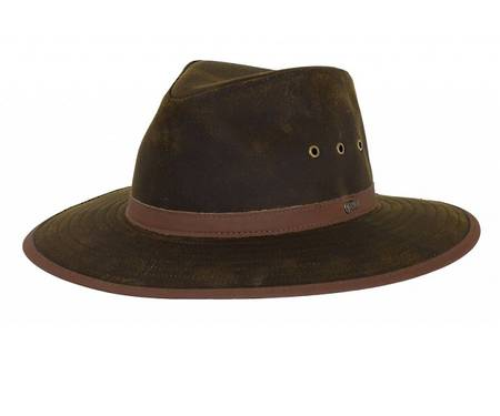Outback Deer Hunter Oilskin Hat - 14905