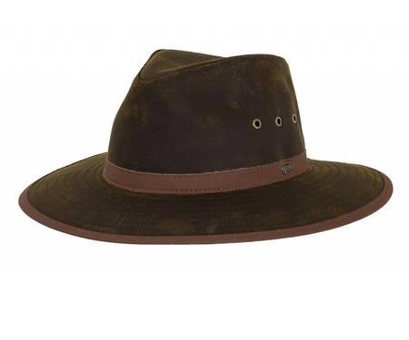 Outback Deer Hunter Oilskin Hat - 14905