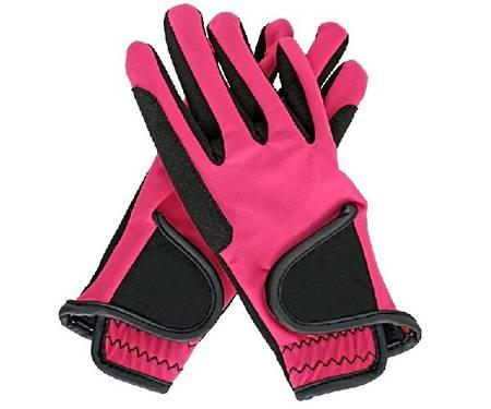 Polka Ponies Amara Lycra Gloves