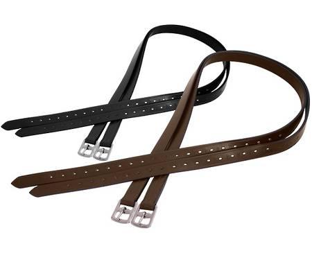 Platinum Pre-Stretched Stirrup Leathers
