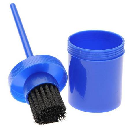 Roma Hoof Oil Brush With Bottle