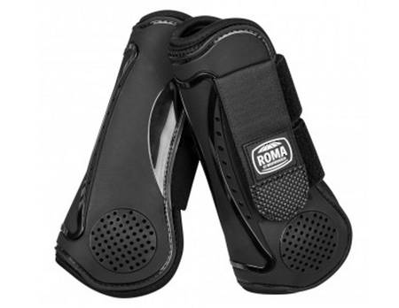 Roma Tec Open Front Boots