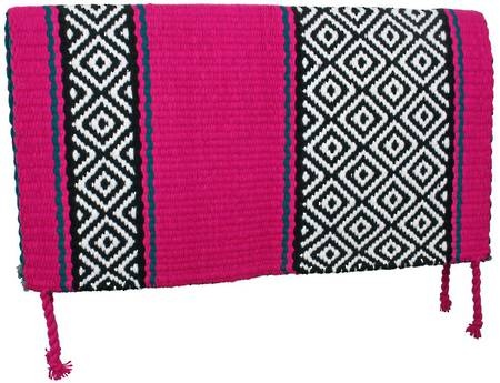 Navajo Saddle Blanket- Double Wool