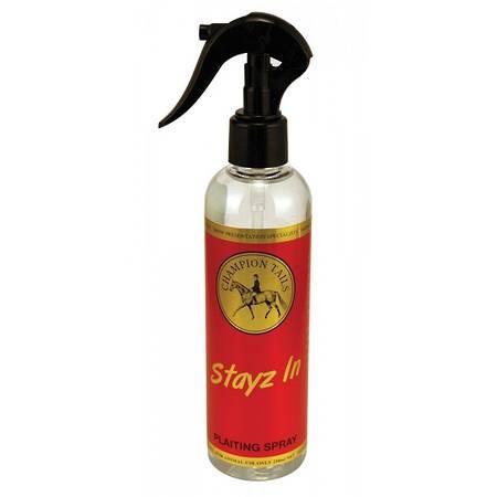 Champion Tails Stayz In Plaiting Spray
