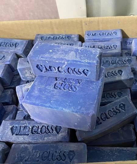 MP Silver Soap