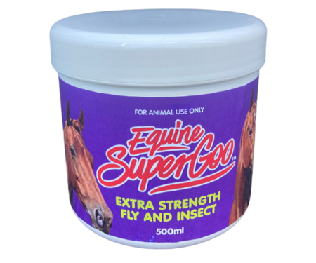 Equine Super Goo Extra Strength Insect Repellent