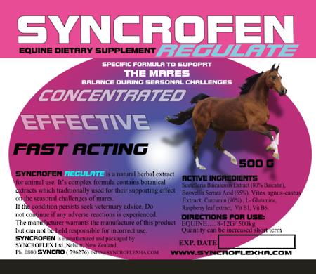 Syncrofen Regulate Powder