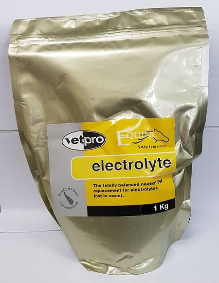 Vetpro Electrolytes - Cherry