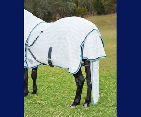 Weatherbeeta Summer Sheet Cotton Tailbag