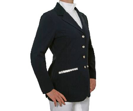 Wild With Flair Ladies Riding Jacket