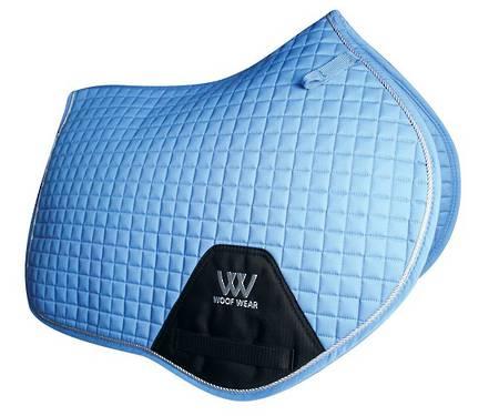 Woof Wear Close Contact Saddlecloth - Colour Fusion