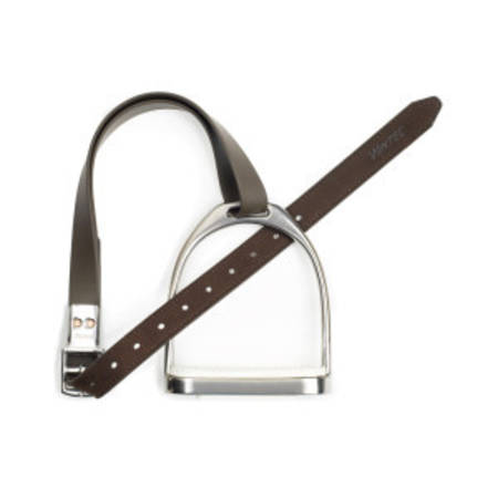 Wintec  Slimline Heavy Duty Stirrup Straps