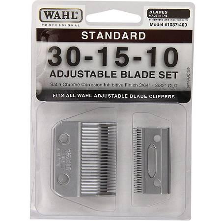 Wahl Clipper Blades Adjustable Cut