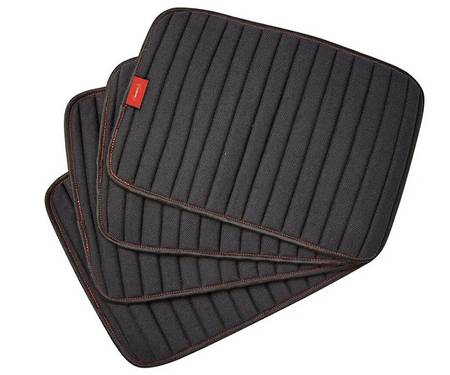 Weatherbeeta Therapy Tec Channel Quilt Leg Pads - 4 Pack