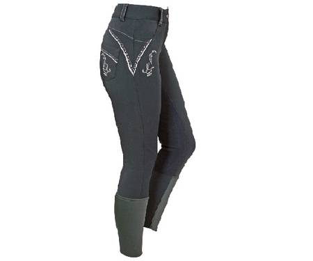 Wild with Flair Ladies Breeches - Fleece Lined