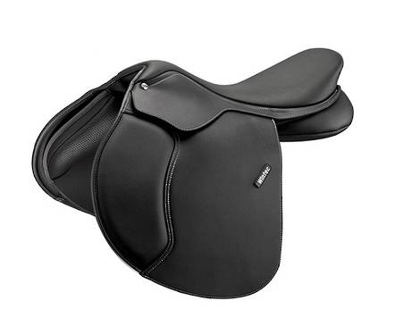 Wintec 500 Close Contact Saddle - Flock