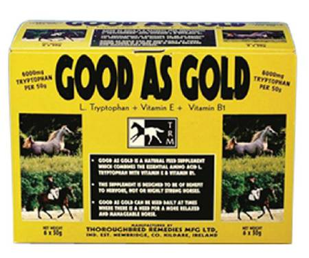 Good as Gold Sachets