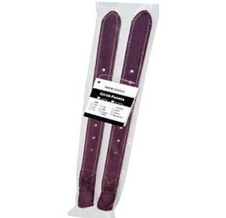 Bates Quick Change Leather Girth Point System