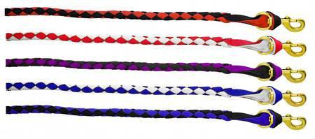 Flair Two Tone Plaited Lead