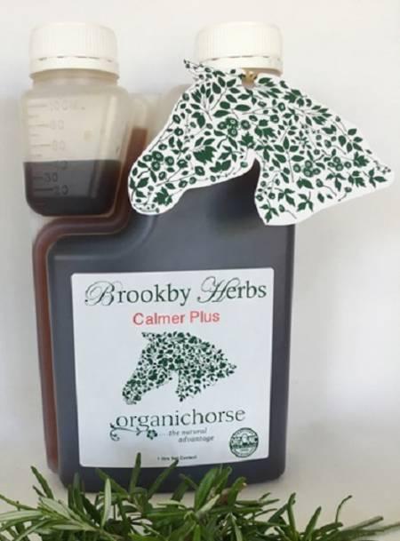 Brookby Herbs Calmer Plus Valerian Free