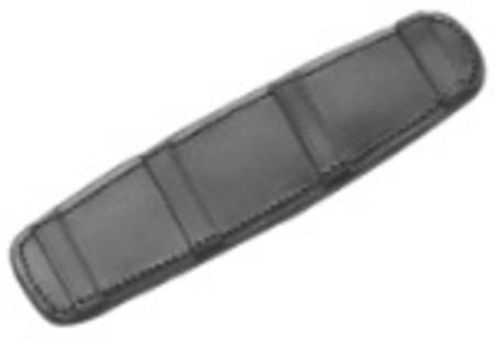 Aintree Curb Chain Cover-Open Leather