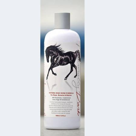 Bee Kind Naturally Dark Liquid Shampoo
