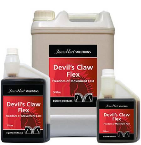 James Hart Devil's Claw Flex 500