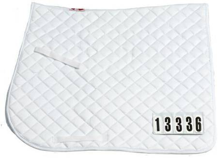 Zilco Competition Dressage Pad