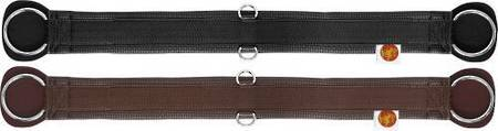 Flair Anti Gall Western Girth - Rings
