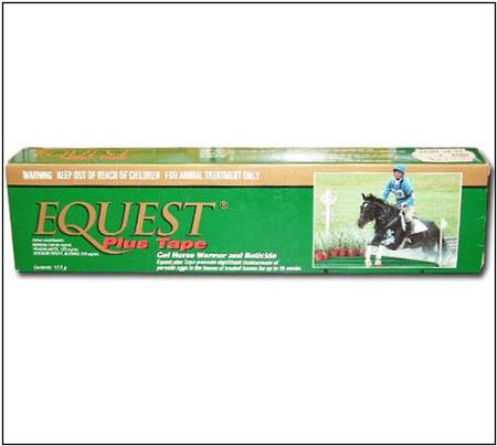 Equest Plus Tape Worming Paste