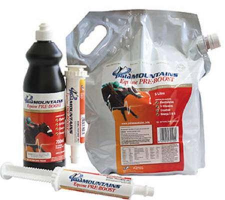 PalaMountains Equine Pre-Boost Paste