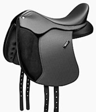 Wintec 500 Pony Dressage - Flock