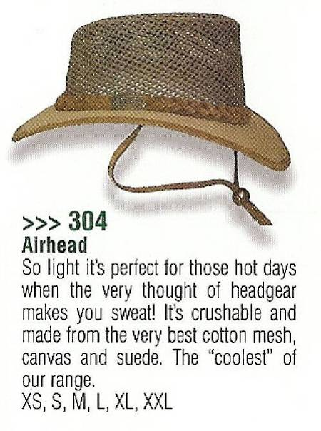 Selke Airhead