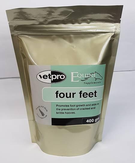 Vetpro Equine Four Feet
